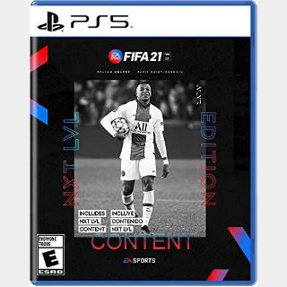 FIFA 21 NXT LVL Content (NOT FULL GAME)
