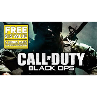 Call Of Duty Black Ops + DLC