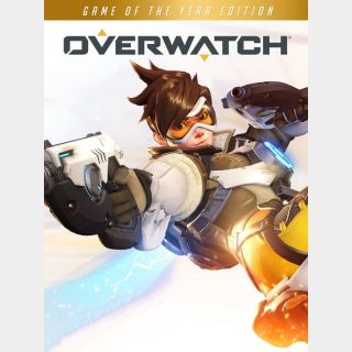 Overwatch: Game of the Year Edition INSTANT DELIVERY