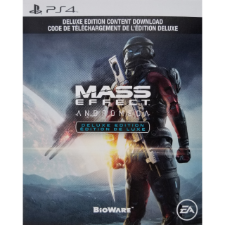 Mass Effect Andromeda Deluxe Edition Upgrade