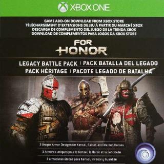 For Honor Preorder Bonus