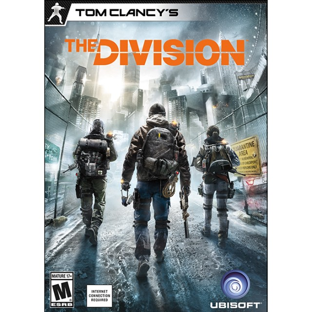 Tom Clancy's The Division uPlay PC Activation Key - UPlay