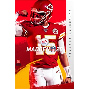 Madden NFL 20: Superstar Upgrade
