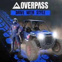 OVERPASS™ Drive With Style Red Bull DLC Pack