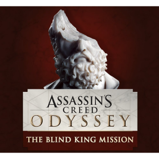 The Blind King DLC for Assassin's Creed Odyssey (Ps4)