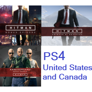 Hitman Definitive Edition Upgrade