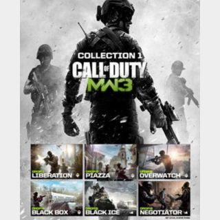 Modern Warfare 3: Collection 1 Map Pack