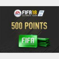 FIFA 18 (500x FIFA Points)