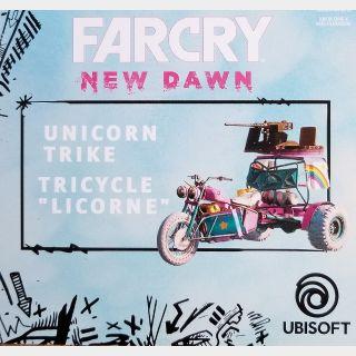 Far Cry New Dawn: Unicorn Trike DLC
