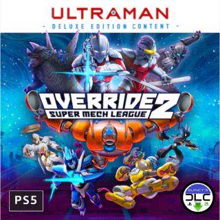 Override 2 Ultraman Deluxe Edition Content