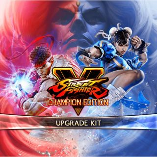 Street Fighter™ V: Champion Edition Upgrade Kit