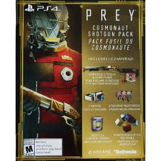 Prey Cosmonaut Shotgun Pack DLC