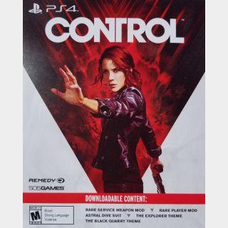 CONTROL DLC