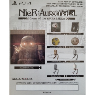 NieR: Automata Game of the YoRHa Edition Upgrade