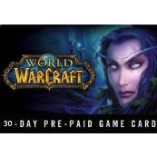 World of Warcraft: 30 Day Subscription Code