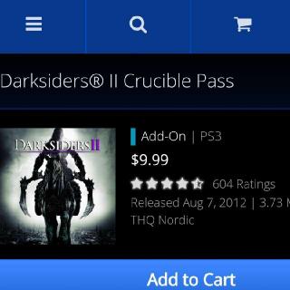 Darksiders 2 Crucible Pass