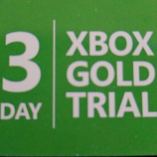 Xbox Live 3 Day Trial