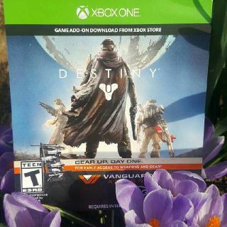 Destiny Preorder Bonus