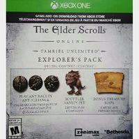 Elder Scrolls Online Explorer's Pack DLC