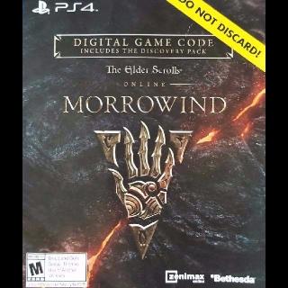 Elder Scrolls Online Morrowind Expansion + Discovery Pack