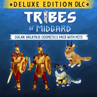 Tribes of Midgard Deluxe Edition DLC PS4 / PS5