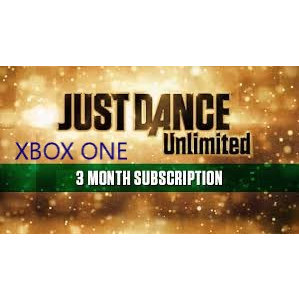 Just Dance Unlimited (3 Month Subscription)