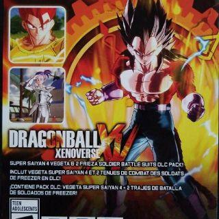 Dragon Ball Xenoverse Preorder Bonus