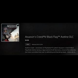 Assassin's Creed Black Flag: Aveline DLC