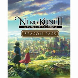 Ni no Kuni II Revenant Kingdom Season Pass