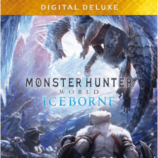 Monster Hunter World: Iceborne Digital Deluxe Expansion