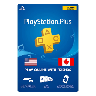 PlayStation Plus: 1 Month Code (Works only if you don't currently have PS+)