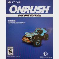Onrush Preorder Bonus