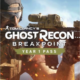 Ghost Recon Breakpoint Year 1 Pass + Preorder Bonus