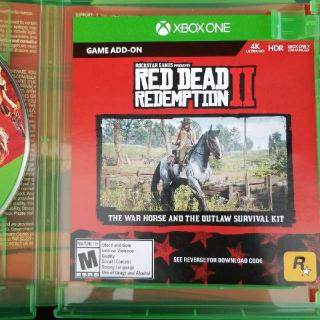 Red Dead Redemption 2 Preorder Bonus