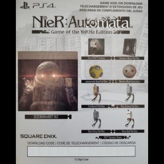 NieR: Automata Game of the YoRHa Edition Upgrade