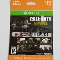 Call Of Duty WW2: The Resistance Map Pack