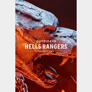 Outriders Hell's Rangers Content Pack DLC