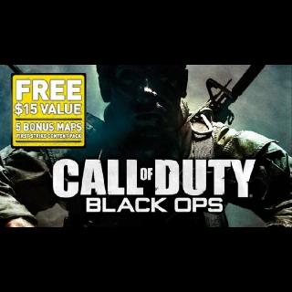 Call Of Duty Black Ops + DLC