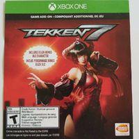 Tekken 7 Eliza DLC