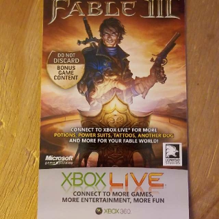 Fable 3 DLC