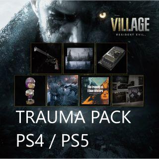 Resident Evil Village Trauma Pack DLC
