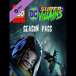 LEGO® DC Super-Villains DLC