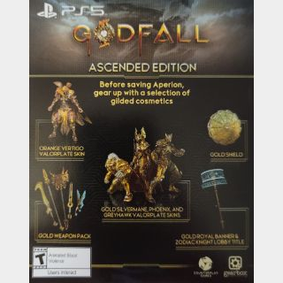 Godfall Ascended Edition Content