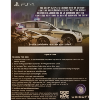 The Crew Ultimate Edition DLC