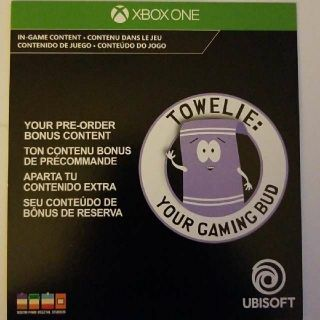South Park The Fractured But Whole Preorder Bonus
