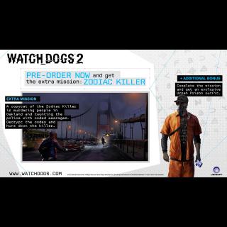 Watch Dogs 2 Preorder Bonus