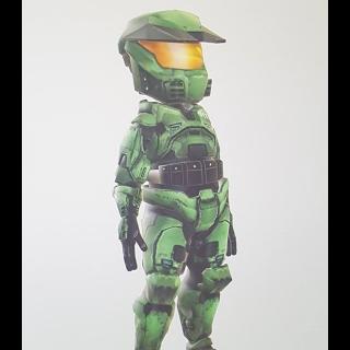 10th Anniversary Master Chief Avatar Armor