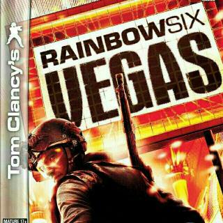 Rainbow Six Vegas for Xbox One or Xbox 360
