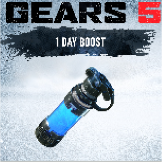 Gears 5: 1 Day Boost