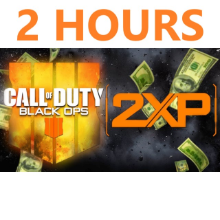 Call of Duty Black Ops 4: 2 hours of 2x XP
